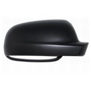 VW Golf Estate [00-06] Mirror Cap Cover - Black Textured